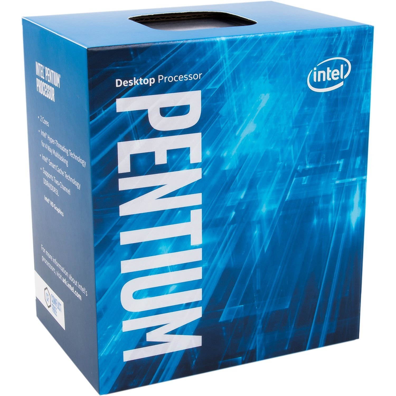 Intel Pentium (G4560) Processore 3.5�GHz, cache 3MB, 8�GT/s DMI3,�(in confezione)