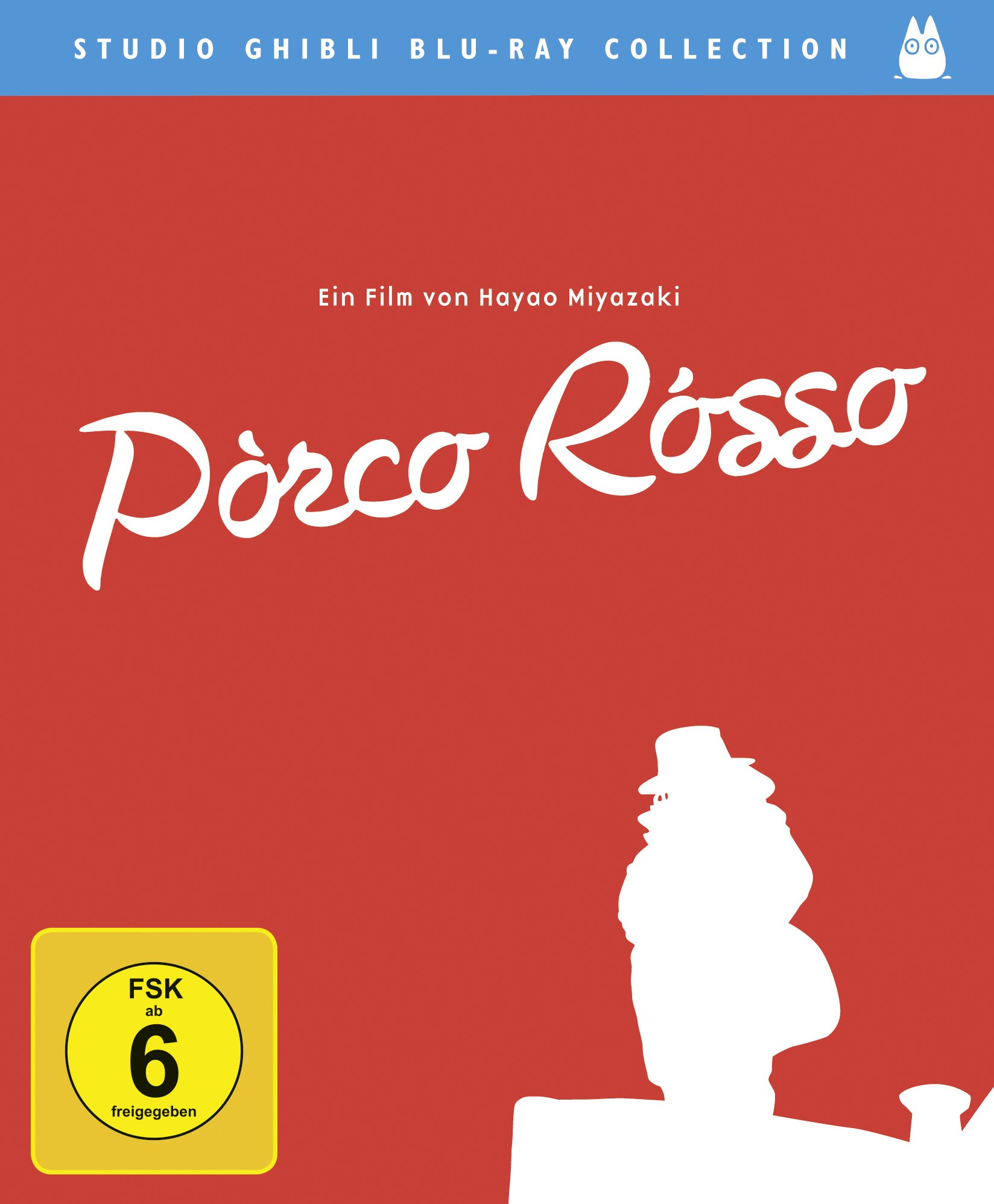 Porco Rosso - Studio Ghibli Blu-ray Collection [Edizione: Germania]
