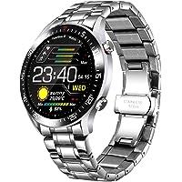 LIGE Smart Watch Moda Classic Acciaio Inossidabile Fitness Sport Orologio Impermeabile IP68 Con Orologio Uomo con…