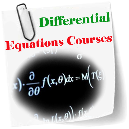 Differential Equations  Courses -