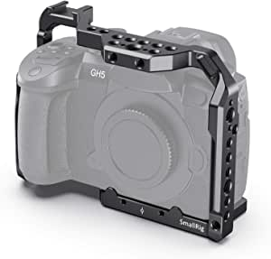 Smallrig Gh5 Cage Cage For Panasonic Gh5 Camera Photo