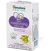 Himalaya Herbals Extra Moisturizing Baby Soap, 75g