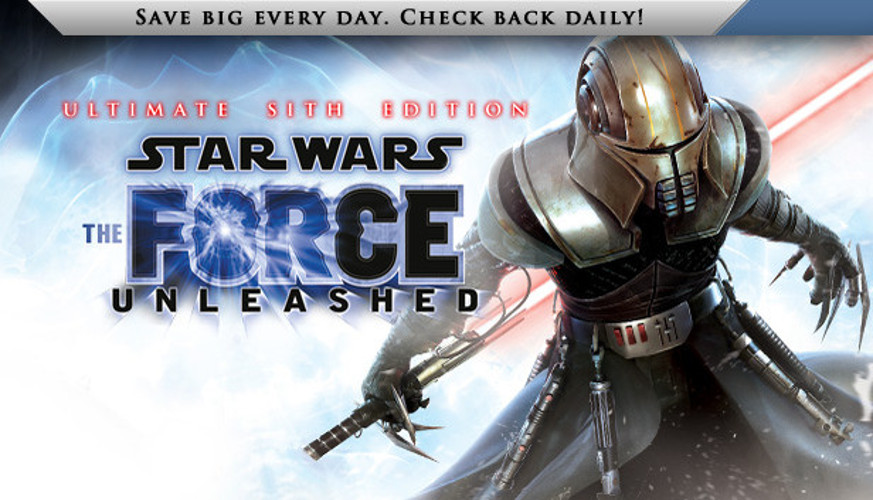 STAR WARSTM - The Force UnleashedTM Ultimate Sith Edition [PC/Mac Code - Steam]