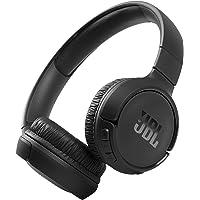 JBL Tune 510BT – Bluetooth Over-Ear Kopfhörer in Schwarz – Faltbare Headphones mit Freisprechfunktion – Kompatibel mit…