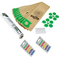 First4spares Vacuum Cleaner Service Kit For Sebo X Series Vacuum Cleaners - Pack of 10 Bags, Replacement Filters & 10 x…