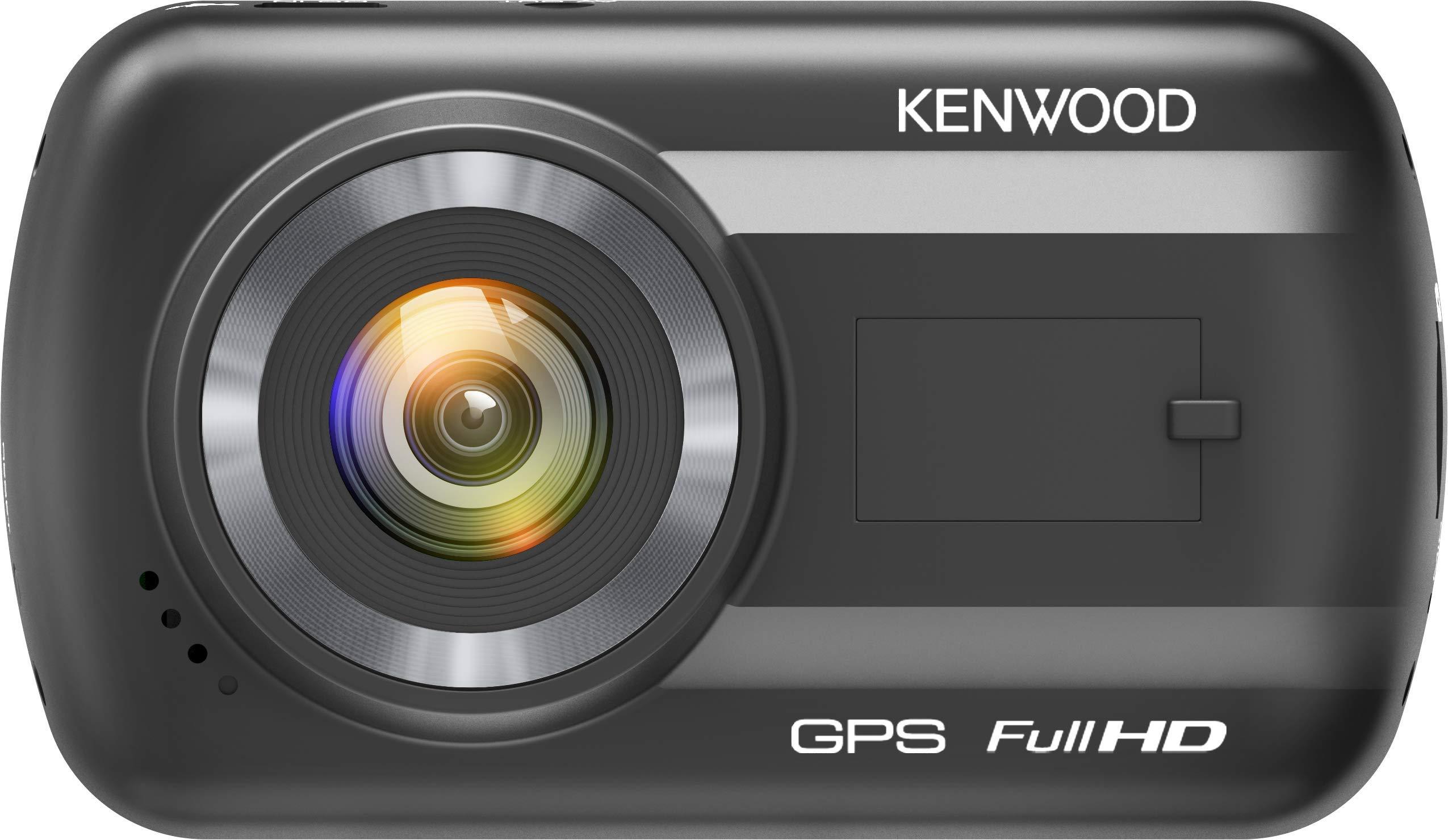 Kenwood-DRV-Full-HD-Dashcam-mit-3-Achsen-G-Sensor-GPS-und-Wireless-Link