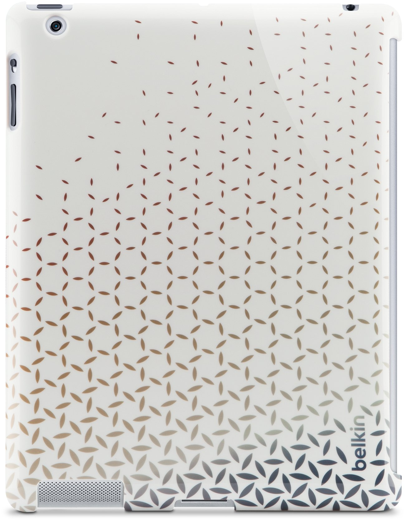 Belkin Snap Shield Remix - tablet cases (Cover, White, Apple, iPad 2/3, Hand)