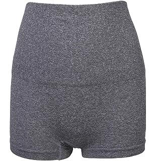 AMURAO R/ückenfreier Shapewear Tiefem Tanga Body Shaper Tops Unsichtbarer BH Unter Kleid