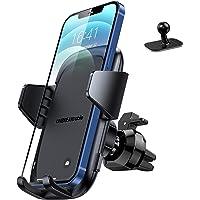 UNBREAKcable Supporto Cellulare Auto [2-1 Multifunction] Porta Cellulare da Auto Universale per iPhone Samsung Redmi…