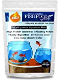 Boltz Fish Food for Growth & Health, Nutritionist Choice (400 GM)