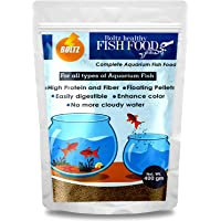 Boltz Fish Food for Growth & Health, Nutritionist Choice - 400 gm