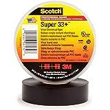 3M Super33+ Scotch Vinyl Electrical Tape, 3/4 Inch x 66 Inch