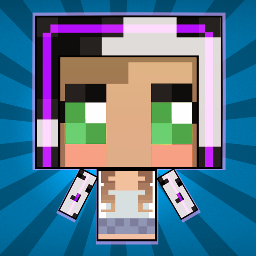 Avatar Creator for MineCraft - with Skin Designer (Japanisch Photo Booth)
