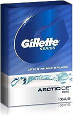 Gillette Series Arctic Ice After Shave Splash - 100 ml