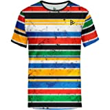 Blowhammer T-Shirt Uomo Stampa Digitale Sublimatica all-Over - Backward Collection