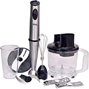 TCL TM-319 800-Watt Hand Blender (Silver, Black)