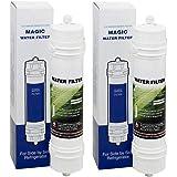 Samsung - WSF-100 - Pack de 2 Filtres à Eau Externe poour Réfrigirateur