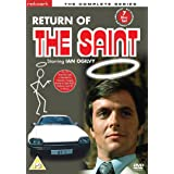 Return Of The Saint: The Complete Series