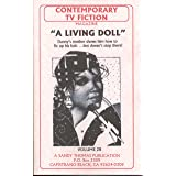 A LIVING DOLL (Contemporary TV Fiction Book 28) (English Edition)