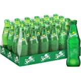 Sprite Regular Carbonated Soft Drink, Glass Bottle, 250 ml, Pack of 24