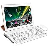 Tablet 10 Pulgadas 8 Core - TOSCIDO Android 10.0 Certificado por Google GMS 4G LTE Tablets,4GB de RAM y 64 GB,Dobles SIM, GPS