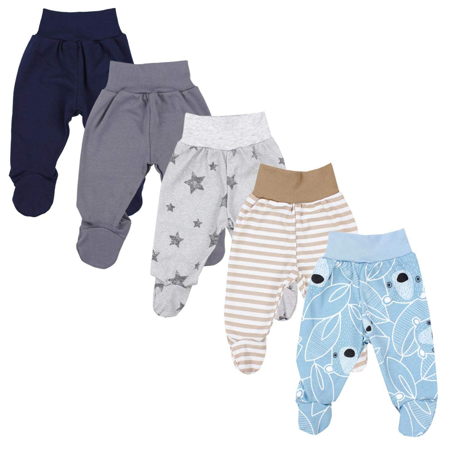 TupTam Baby Long Trousers Pack of 5