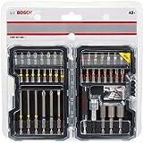 Bosch Professional 43-delige schroefbitset (accessoire schroefboormachine)