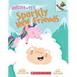 An Acorn Book - Unicorn And Yeti #1: Sparkly New Friends