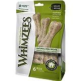WHIMZEES Natural Dental Dog Chews Long lasting, Rice Bone, 9 Pieces