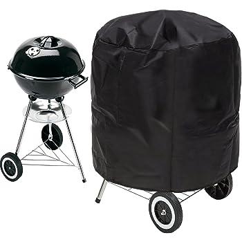 Weber 7451 cappuccio standard di copertura per barbecue 76 for Copertura per barbecue a gas