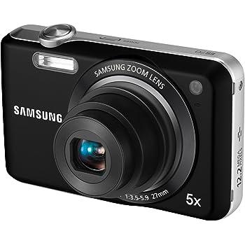 Samsung ES70 Digitalkamera (12 Megapixel, 5-fach optischer Zoom, 6,86 cm (2,7 Zoll) TFT,Digitale Bildstabilisierung) schwarz