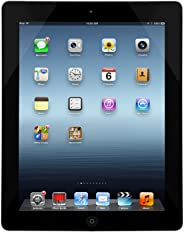Apple iPad 4 16GB Wi-Fi - Black (Renewed)