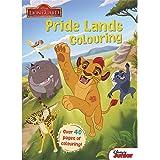 Disney The Lion Guard Pride Lands Colouring