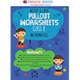 Oswaal NCERT & CBSE Pullout Worksheets Class 8 Mathematics Book (For 2021 Exam)