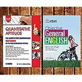 Combo Quantitative Aptitude Dr. R.S Agarwal & Objective General English by Arihant Publication 2021 Examination