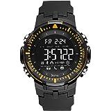 Digilog Digital Men's Watch (Black Dial Black Colored Strap)
