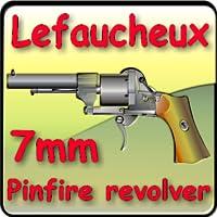 LEFAUCHEUX PINFIRE REVOLVER