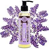 Huile Massage 200ml - 100% Pur & Naturel - Huile de Massage Relaxante - Massage Huiles pour Soulager le Stress - Bon Sommeil