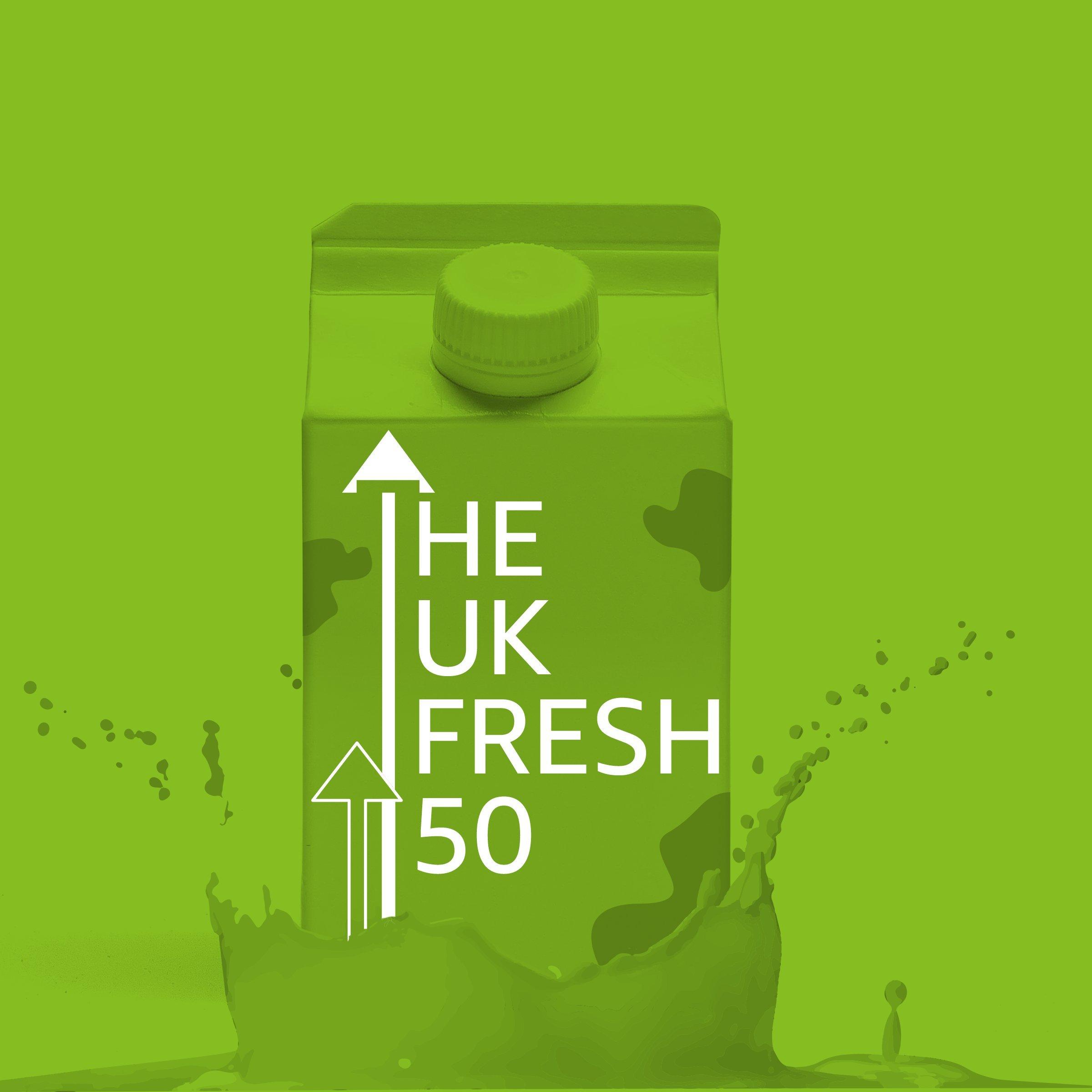 The UK Fresh 50
