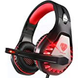 Headsets with Microphone, Noise Cancelling Corded Headphone for PC, Wideband PC Headphone for Business UC Skype Lync Softphon