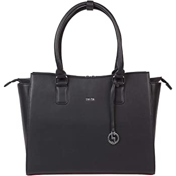 d217b4f6d4a Socha Designer  Laptop Bag 35.5 cm (14 - 15.6 inch - Black Diamond ...