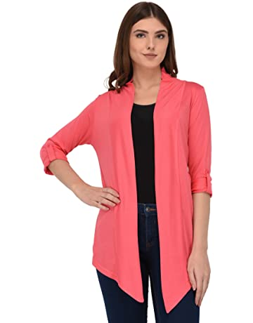 9a1d7bb45 Shrug: Buy Shrugs For Women online at best prices in India - Amazon.in