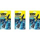 UHU LED-Light Booster, lijmen met één druk op de knop - lichtgeactiveerde reparatielijm, 3 g