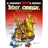 Asterix and Obelix's Birthday: The Golden Book, Album 34
