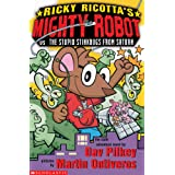 Mighty Robot vs the Stupid Stinkbugs from Saturn (Ricky Ricotta)