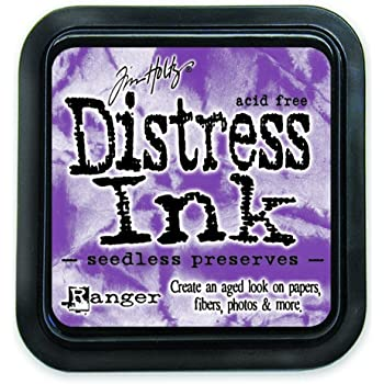 Ranger Tim Holtz Distress Ink Pads, Seedless Preserves Distress Pads