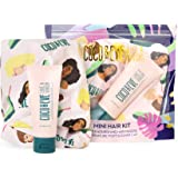 Coco & Eve Mini Hair Kit – Hair Mask and Shower Cap Gift Set for all hair types, hair repair and intense hydration