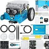 Makeblock mBot Kit per Auto Robot,Kit Robot di Codifica con Programmazione Scratch / Arduino, Telecomando App, Regali Robot B