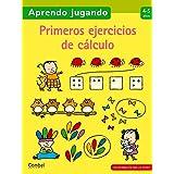 Primeros ejercicios de cálculo 4-5 años (Aprendo jugando) - 9788498257106