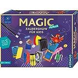 Kosmos 698829 Magic Show for Kids Spel, Grå